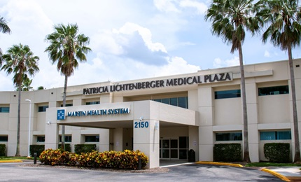Martin Health, Patricia Lichtenberger Medical Plaza