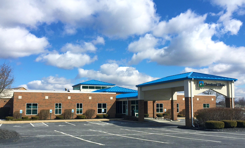 Medical Outpatient Center, Boettler Rd - Green