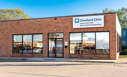 Mentor Express Care Clinic