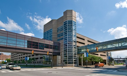 Cleveland Clinic Building Map on
