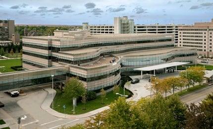 R Building - Cleveland Clinic Children's Outpatient Center