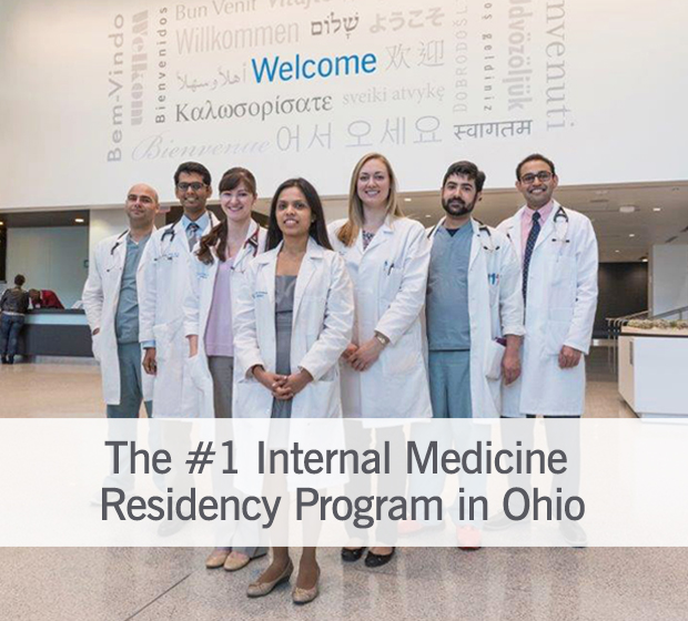 Internal Medicine Residency Program | Cleveland Clinic