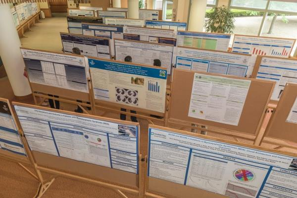 Scholarly Activity Program - Photo of Posters