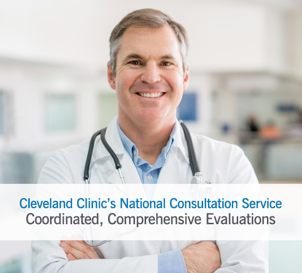 National Consultation Service | Cleveland Clinic