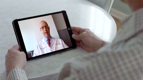 Cleveland Clinic's Neurological Institute now offers Virtual Education Visits for Brain Aneurysms and Multiple Sclerosis