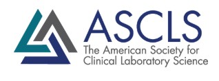The American Society for Clinical Laboratory Science logo