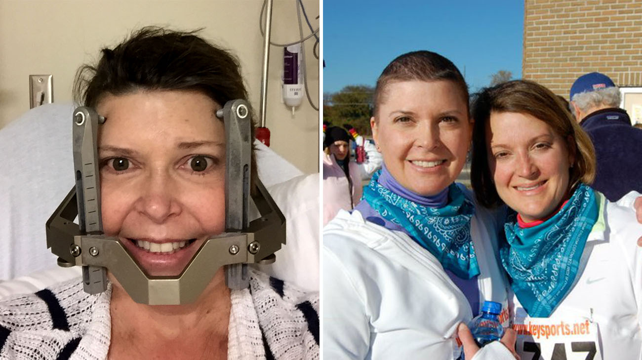 Stage 4 Lung Cancer >> Stage 4 Lung Cancer Patient Thrives With Gene Therapy