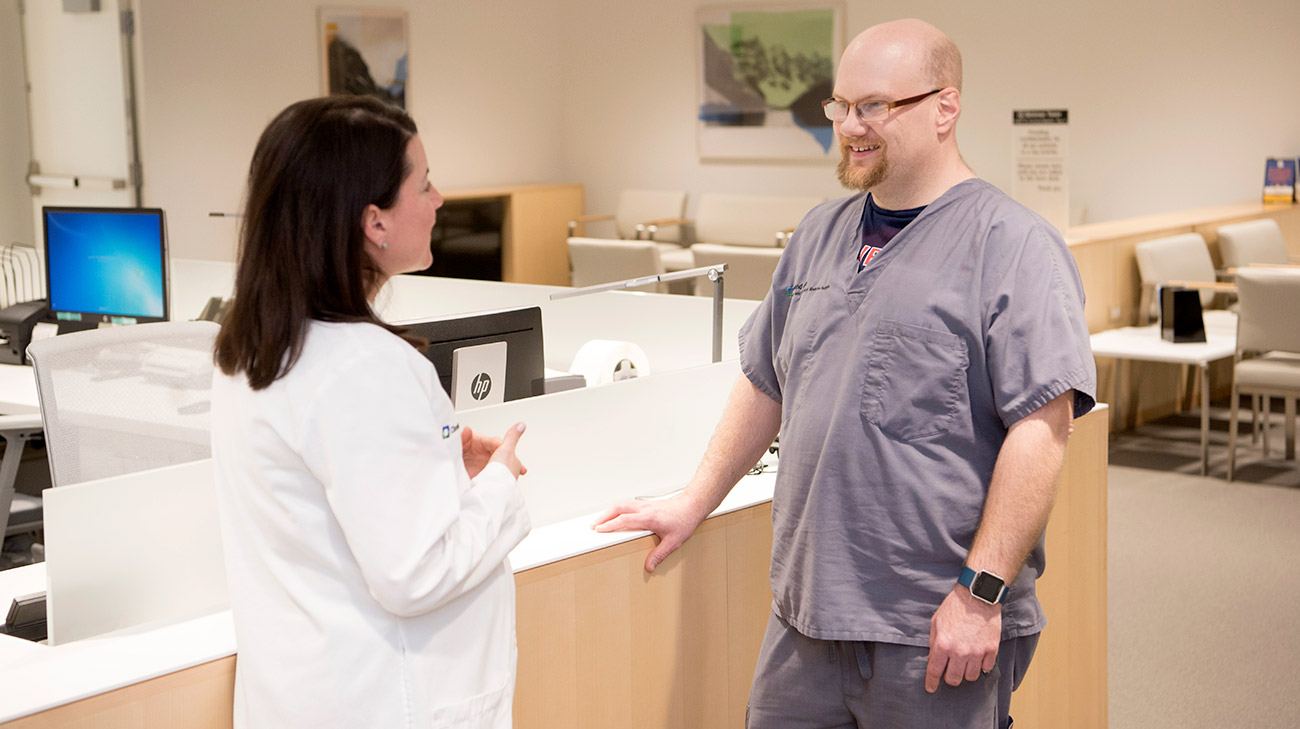 Group Visits Help Patient Lose 60 Pounds | Cleveland Clinic Patient Stories