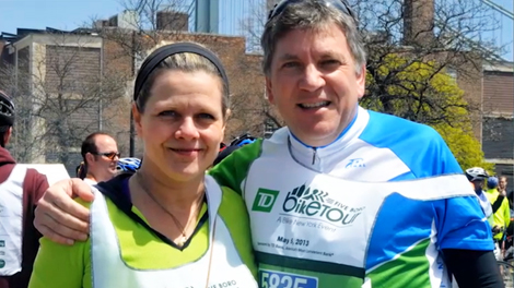 Minimally Invasive Valve Surgery Gets Medina Man Cycling Again | Cleveland Clinic Patient Stories