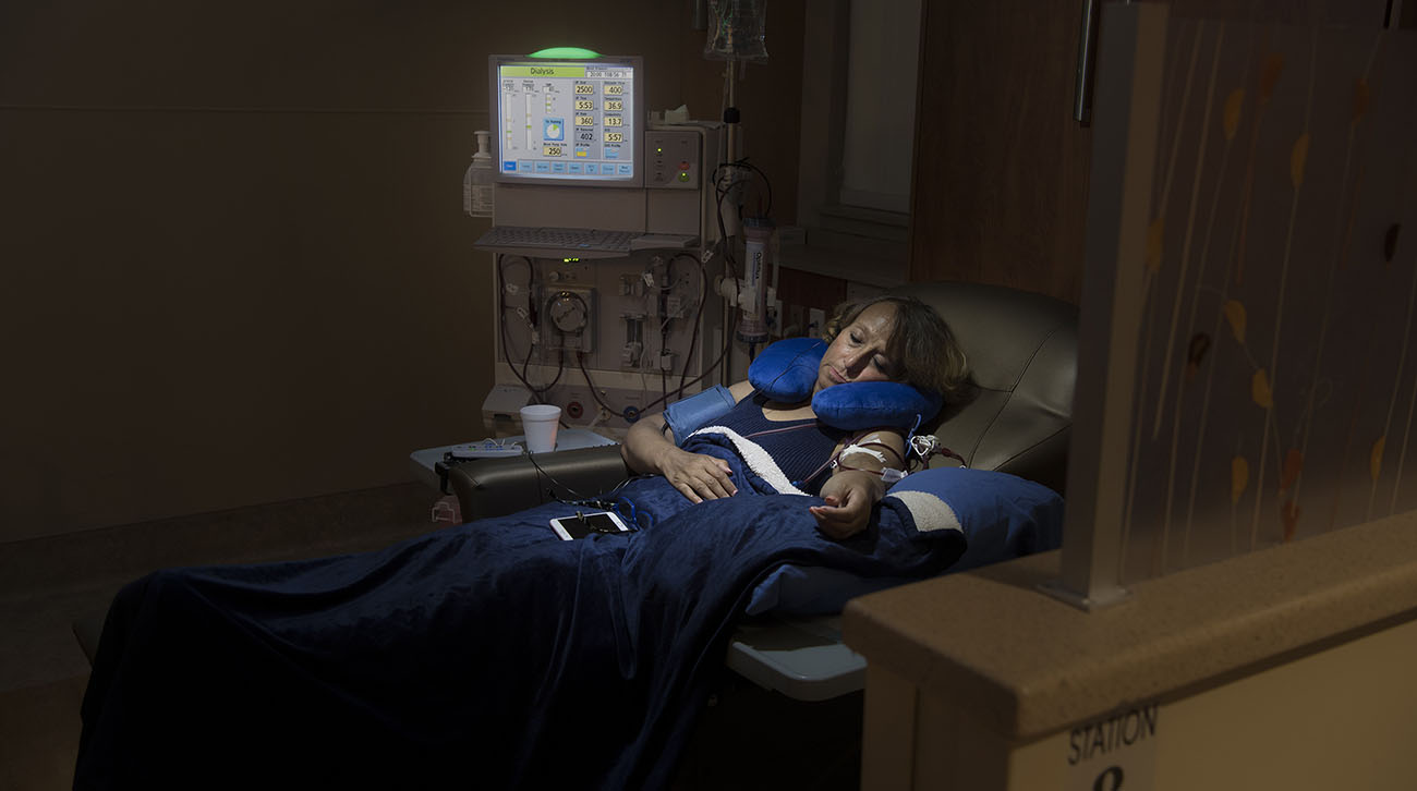 Nighttime Dialysis Offers Better Option for Patient | Kidney Failure Patient Story