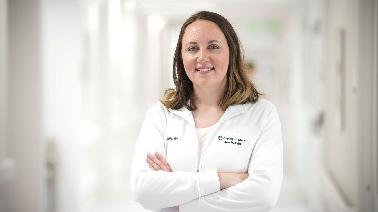Molly Smith: Women's Health Patient Story   Cleveland Clinic