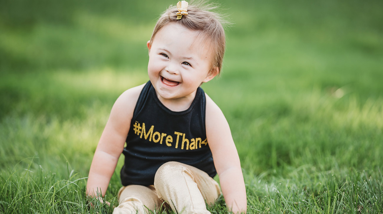 Valerie hopes Grace's story will help raise awareness for childhood cancers.