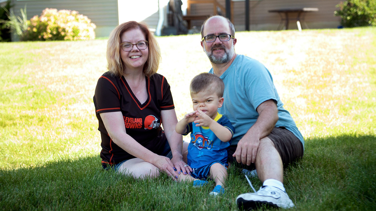 Trach Removal Brings Independence to 6-year-old Lorain Boy | Cleveland Clinic