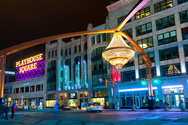 Cleveland's Playhouse Square