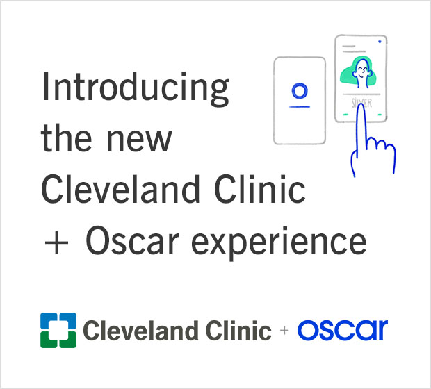 Accepted Insurance | Cleveland Clinic