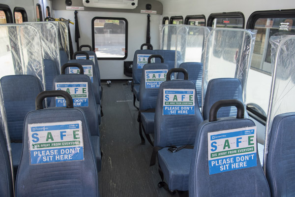Cleveland Clinic Shuttle Safety