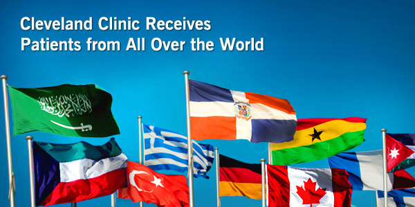 International Patients | Cleveland Clinic