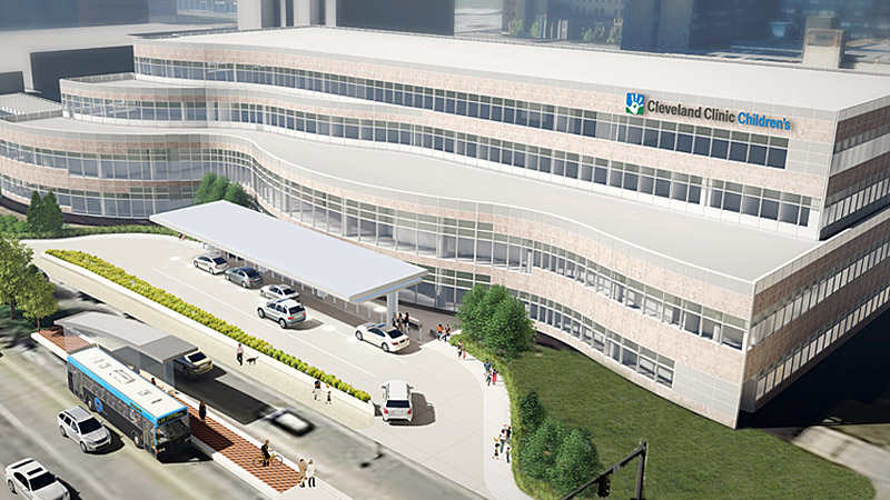New Home for Cleveland Clinic Children's