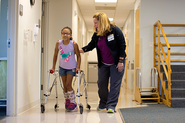 Gait & Orthotic Clinic | Cleveland Clinic Children's