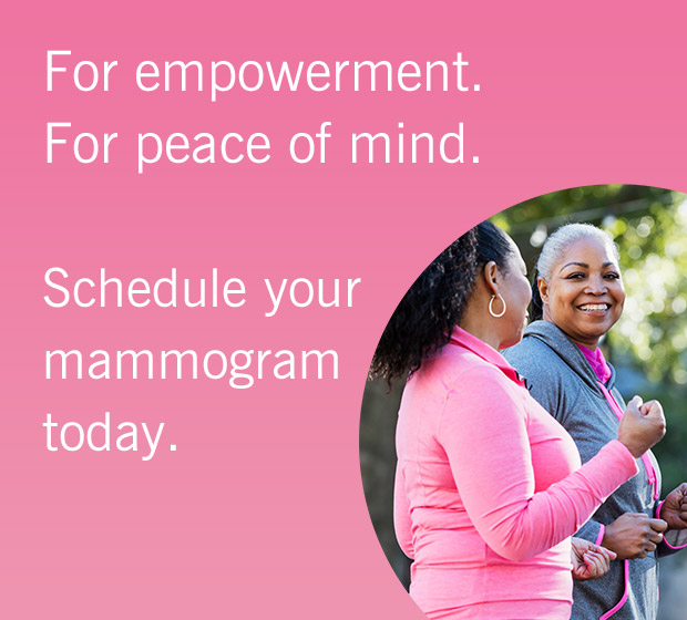 Schedule Your Mammogram Today | Cleveland Clinic