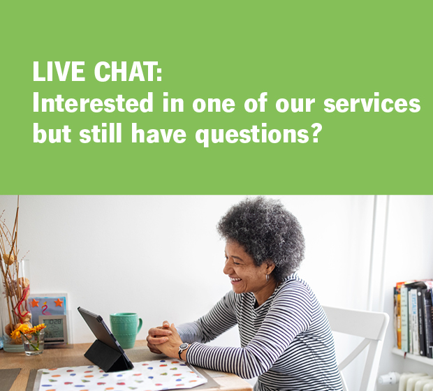 Cleveland Clinic Canada now offers Live Chat with our Executive Health team