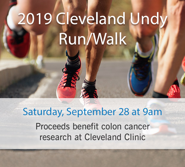 2019 Cleveland Clinic Undy Run/Walk