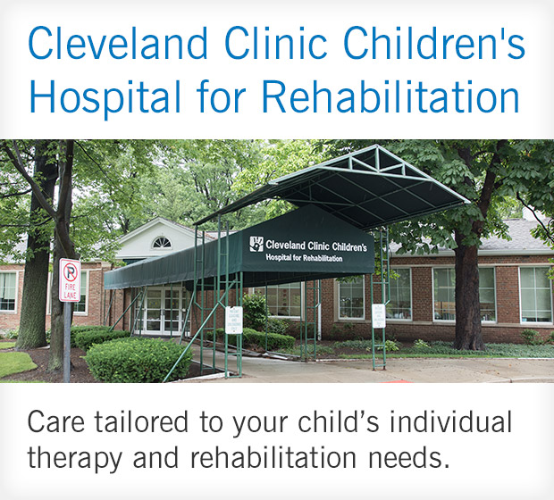 Cleveland Clinic Children's Hospital for Rehabilitation