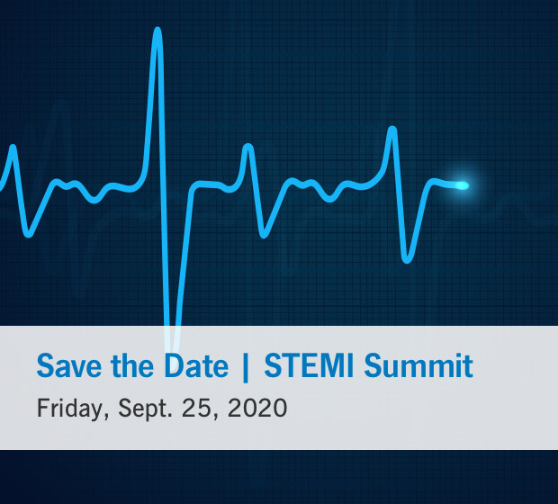 Save the Date for our STEMI Summit on Friday, September 25, 2020