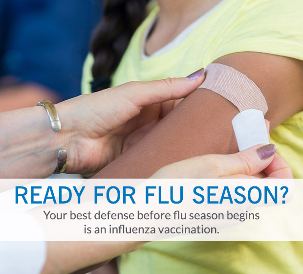 Ready for Flu Season?