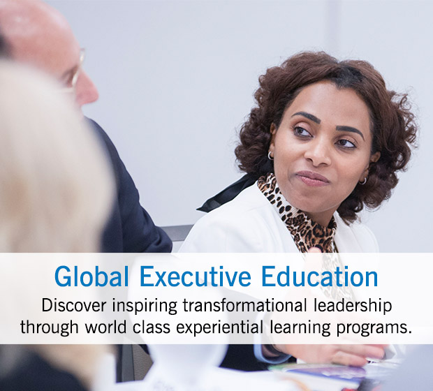 Global Executive Education Courses