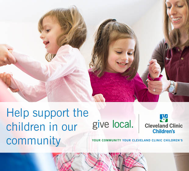Give Local | Cleveland Clinic Children's