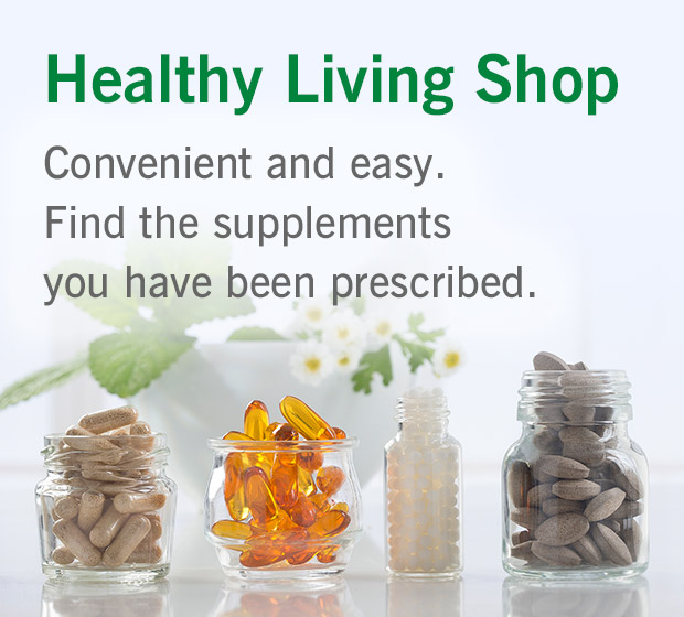 Cleveland Clinic Functional Medicine Healthy Living Shop