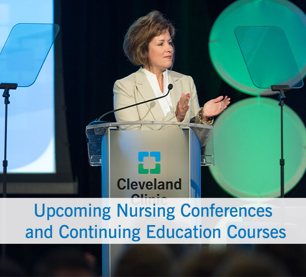 View Upcoming Nursing Conferences and Continuing Education Courses