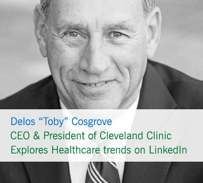 Cleveland Clinic CEO Bog