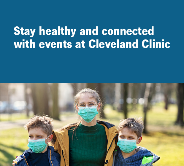 Events at Cleveland Clinic