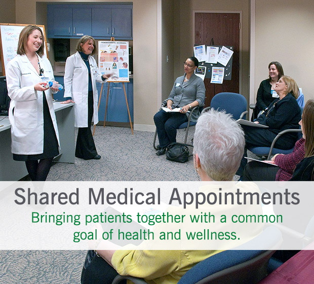 Shared Medical Appointments | Cleveland Clinic