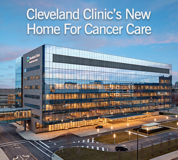 Taussig Cancer Center | Cleveland Clinic | © Robert Benson Photography