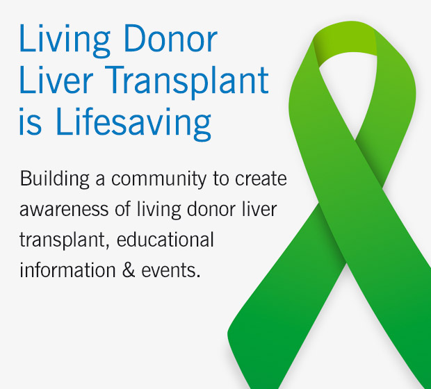 Join Living Donor Group on Facebook