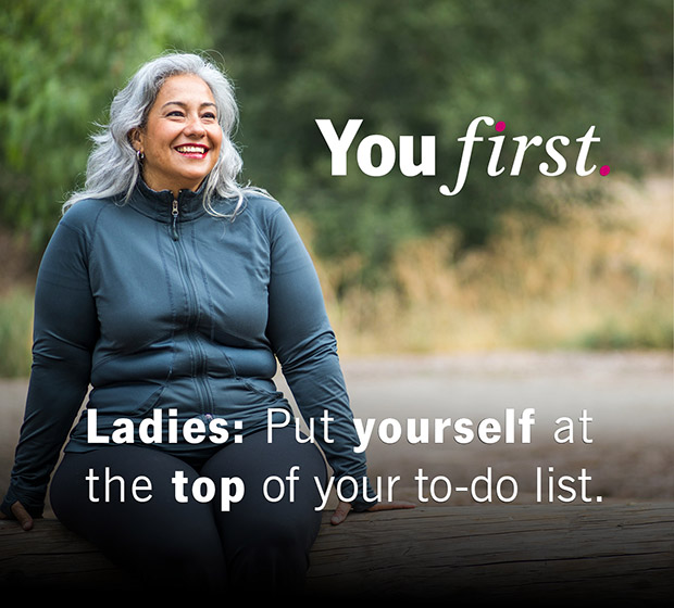 Ladies: Put Yourself at the Top of Your To-do List | Cleveland Clinic