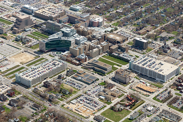 Cleveland Clinic Buildings and Properties