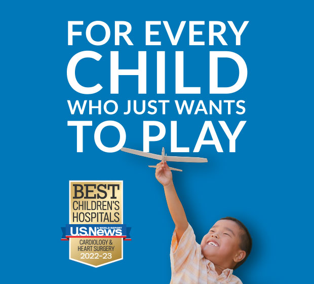 Cleveland Clinic Children's was recognized as a national leader by U.S. News & World Report