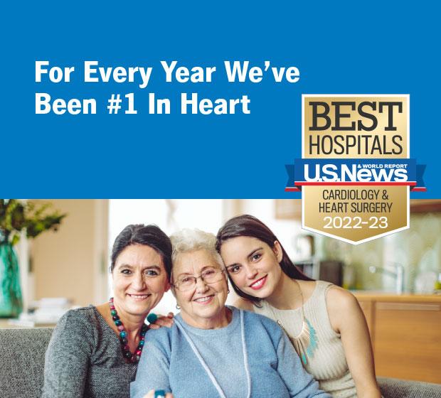Miller Family Heart & Vascular Institute | Cleveland Clinic