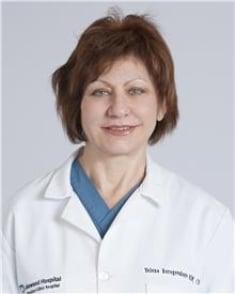 Yelena Beregovskaya, CNM