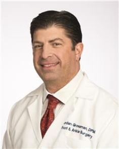Jordan Grossman, DPM