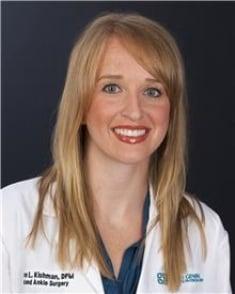 Lauren Kishman, DPM